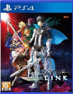 Fate/Extella Link Chinese subtitle PS4