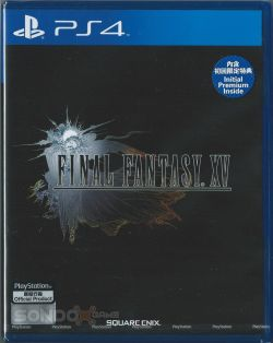 Final Fantasy XV Chinese subtitle Japan Voice /w DLC PS4