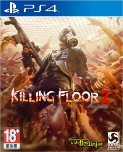 Killing Floor 2 Chinese/English subtitle PS4 NEW