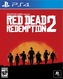 Red Dead Redemption 2 AS Multiple Language PS4