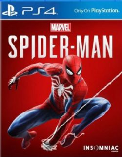 Spider-Man Chinese/English subtitle PS4