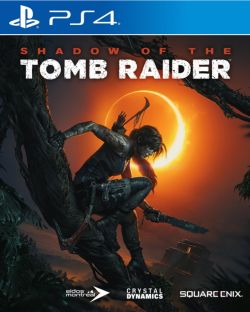 Shadow of the Tomb Raider Chinese subtitle PS4