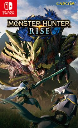 Monster Hunter Rise AS Chinese/English etc NS